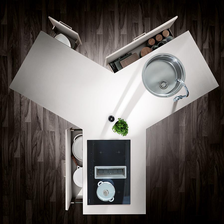 k che modern arbeitsfl che de k k. Black Bedroom Furniture Sets. Home Design Ideas