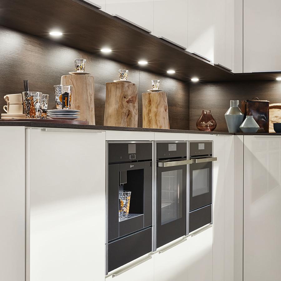 moderne k chen bei de k k in schleswig holstein. Black Bedroom Furniture Sets. Home Design Ideas